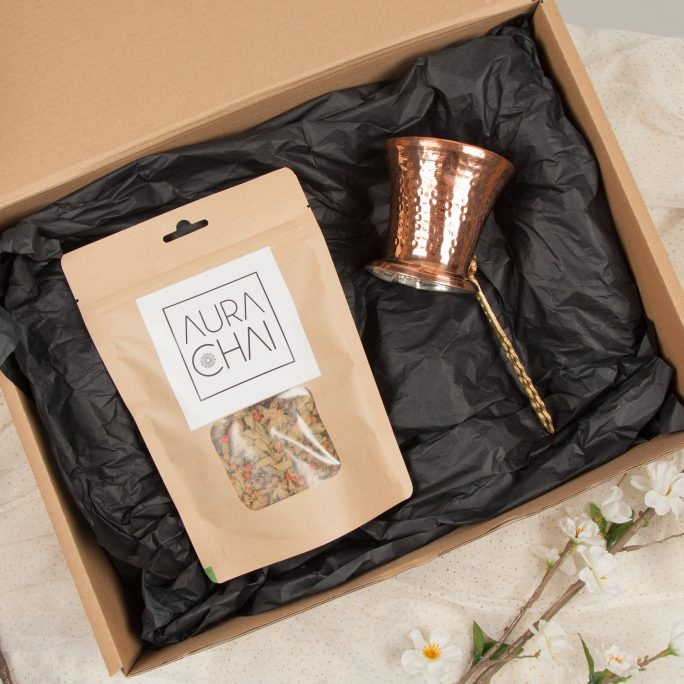 potty about chai gift set