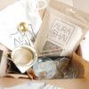 deluxe chai latte gift set