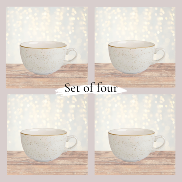 Speckle Set of 4